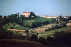 Foto panoramica di Seminò da Ziano