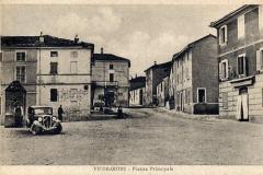 Vicobarone foto piazza principale