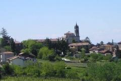 Vicobarone Chiesa