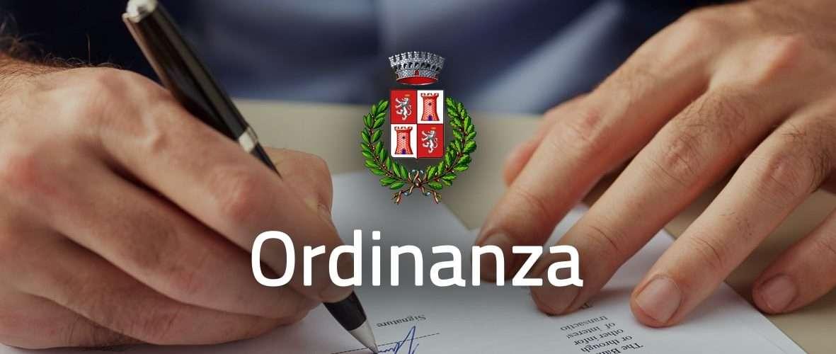 Comune di Ziano Piacentino - Ordinanza